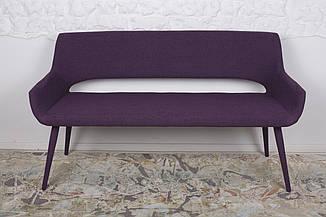 Кресло - банкетка BARCELONA (Барселона) баклажан от Niсolas, ткань
