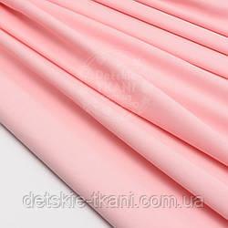 Сатин цвет розовой пудры, ширина 240 см (№1530с)