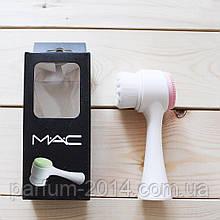 Двухсторонняя щетка для умывания MAC 3D Double-Sided (реплика)