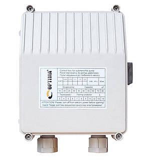 """Насос скважинный 3"""" OPTIMA 3SDm1.8/39 1.1 кВт 159м + пульт+кабель 15м NEW, фото 2"""