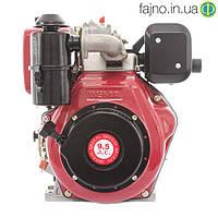 Двигатель дизельный Weima 186 FBЕ (9 л.с., 3600 об. мин. ел. стартер, шпонка 25 мм)