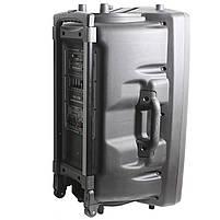 ★Акустическая система LAV PA-150 универсальная с микрофоном пультом сабвуфер для концерта аккумулятор 4000 mAh, фото 3