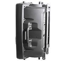 ★Акустическая система LAV PA-150 универсальная с микрофоном пультом сабвуфер для концерта аккумулятор 4000 mAh, фото 4
