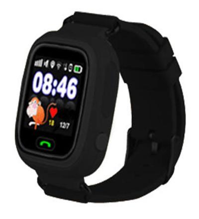 Часы Smart Watch Q90 Gsm/Gps, датчик снятия, копка SOS, удалённый трек