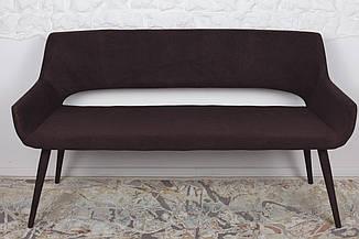 Кресло - банкетка BARCELONA (Барселона) коричневый  от Niсolas, ткань