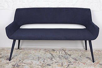 Кресло - банкетка BARCELONA (Барселона) темно-синий  от Niсolas, ткань