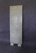 """Керамогранітний обігрівач """"Глянець"""" м'ятний 1000 Вт (з ніжками)1087FPL10ShL513M +1087SF513M, фото 2"""