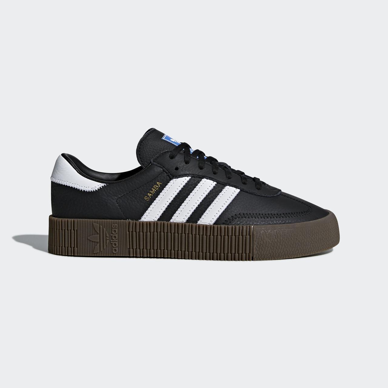 Женские кроссовки Adidas Originals Samba Rose (Артикул: B28156)