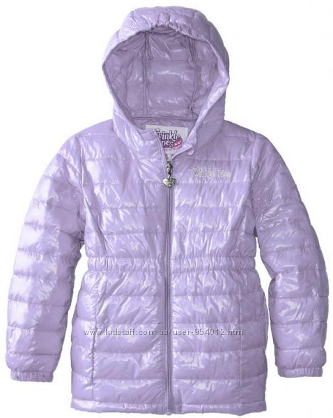 Легкий демисезонный пуховичок куртка (Размер 6Т) Twinkle Toes Skechers Размер (США)