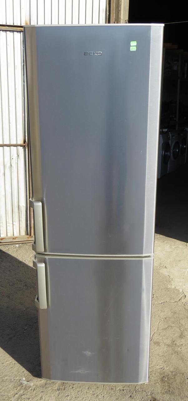 Холодильник BEKO CS234030X (Код:1574) Состояние: Б/У