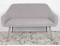 Кресло - банкетка MAIORICA  (Майорка) светло-серая от Niсolas