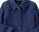 Стильное пальто с люрексовой нитью и шерстью (Размер 7-8Т)  Crazy8 (США), фото 2