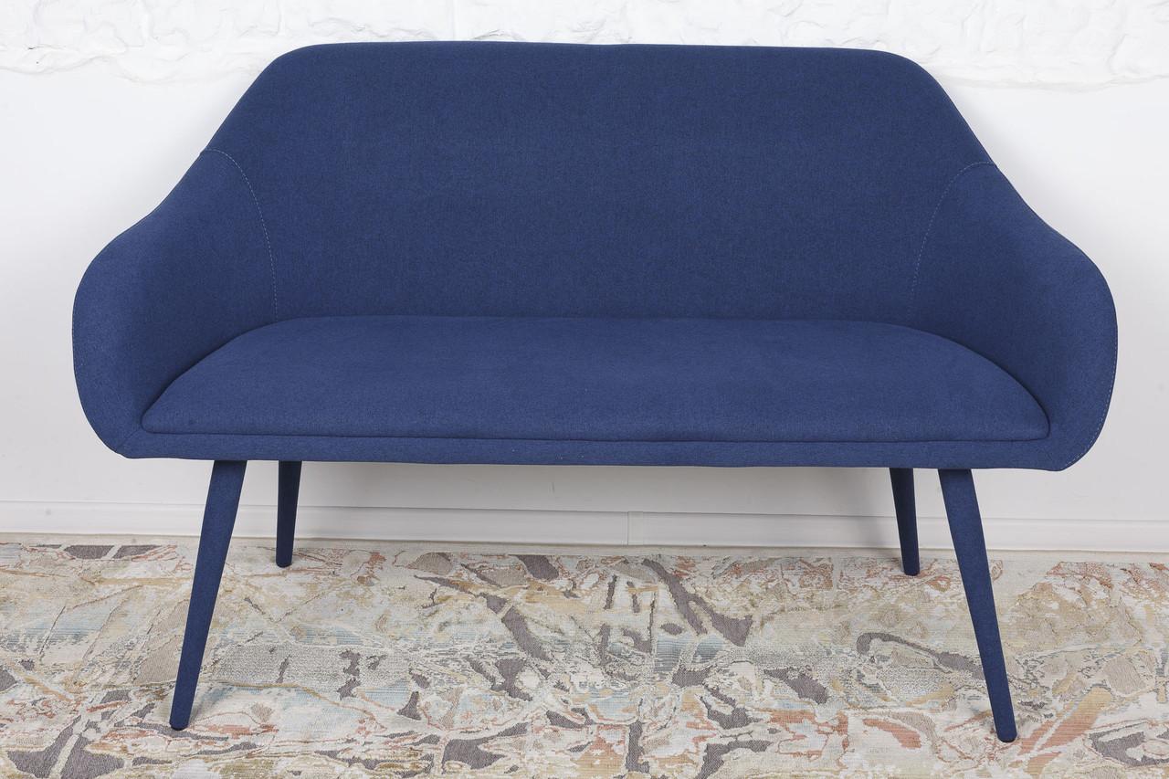 Кресло - банкетка MAIORICA  (Майорка)  темно-синяя от Niсolas