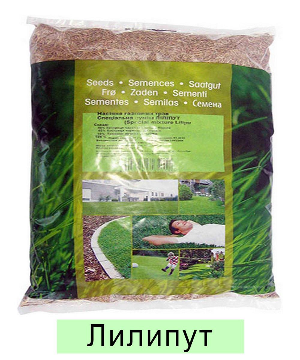 Газонная трава EuroGrass Liliput - 1 кг (лилипут)