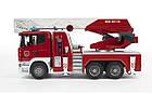 Пожарная машина Scania R Bruder 03590, фото 5