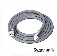 Универсальный Заливной Шланг 1М Для Стиральных Машин  Electrolux, Indesit, Lg, Samsung