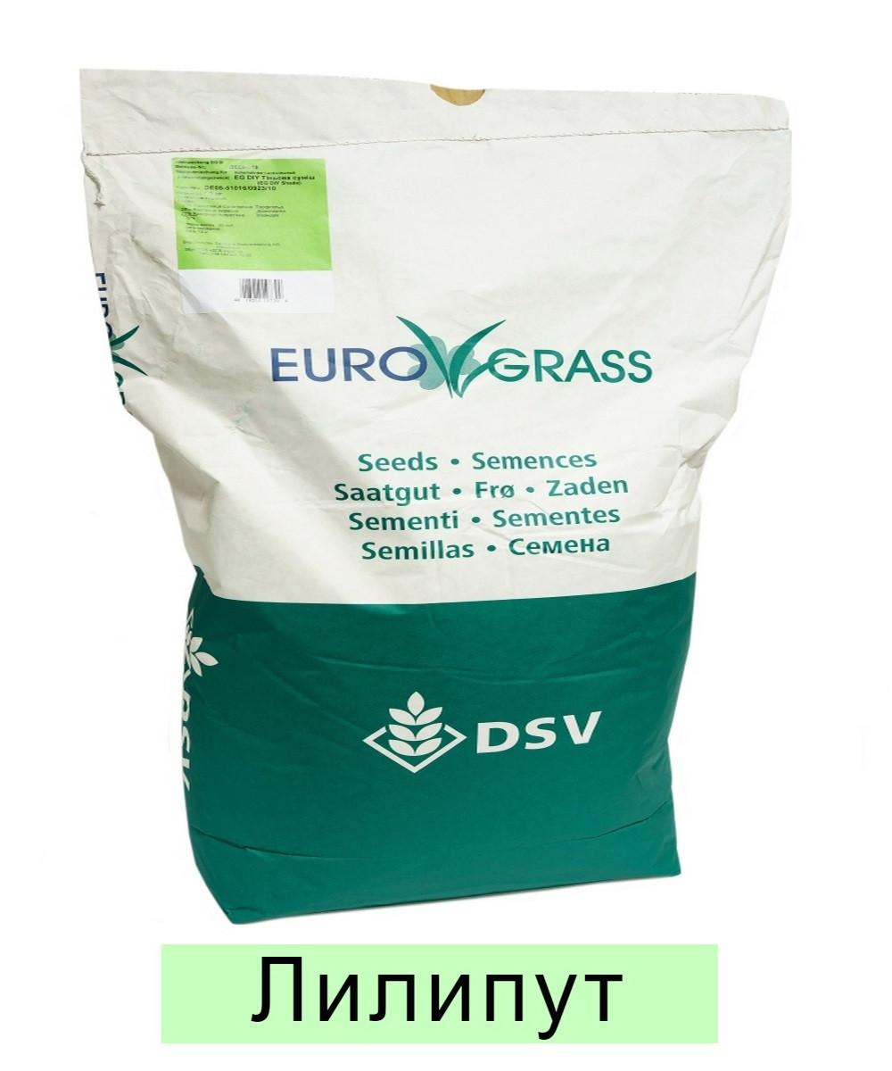 Газонная трава EuroGrass Liliput - 10 кг (лилипут)