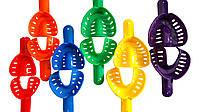 Impression Trays (Ложки оттискные), набор 12 шт, пластмассовые