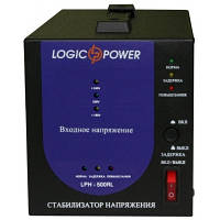 Стабилизатор напряжения LogicPower LPH-500RL (350Вт)