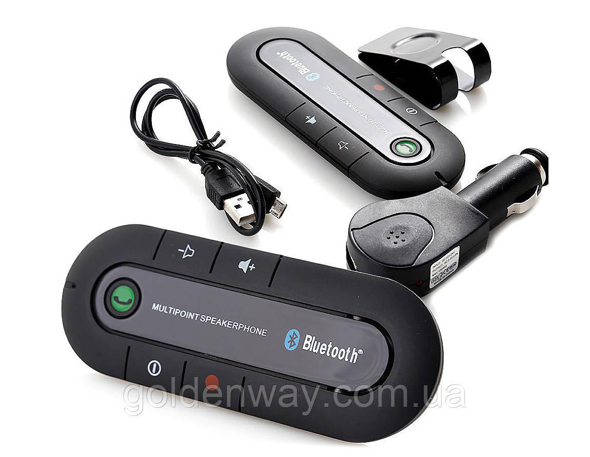 Громкая связь Bluetooth Car  - КОМПЛЕКТ ГРОМКОЙ СВЯЗИ АВТОМОБИЛЬНЫЙ BLUETOOTH 4.1