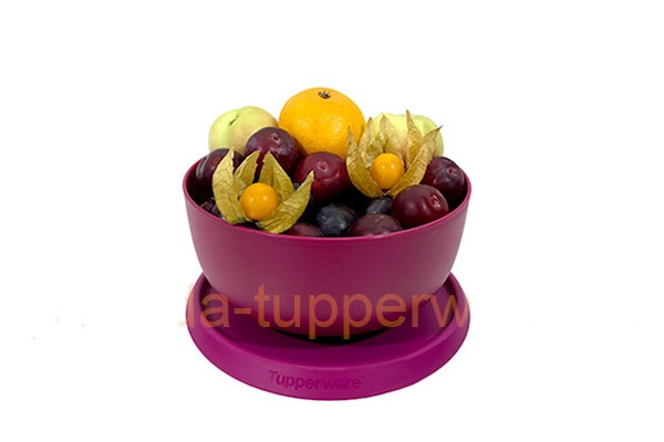 Чаша Цветение Tupperware 1,3 л