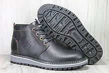 Дитячі зимові ботинки на хлопчика натуральна шкіра