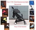 Новая лимитированная серия коляски Yoya 175A+