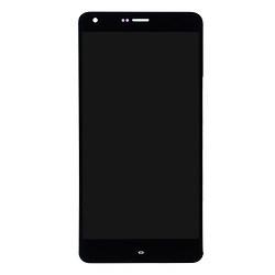 Дисплей для Prestigio MultiPhone PSP7551 Grace S7 LTE с тачскрином черный Оригинал