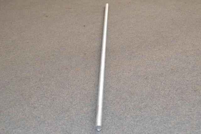 Шпилька резьбовая М5 DIN 975 оцинкованная - купить