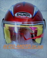 Шлем детский открытый SHUNDA (женский)