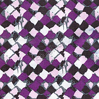 "Ткань  Рип-стоп(Дизайн) сумочная с рисунком ""Квадраты 2005"""