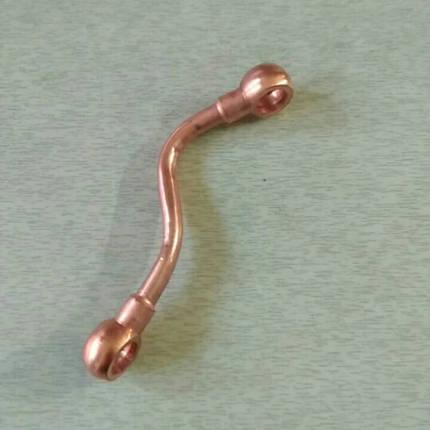 Трубка высокого давления насос- фильтр ZS/ZH1100, фото 2