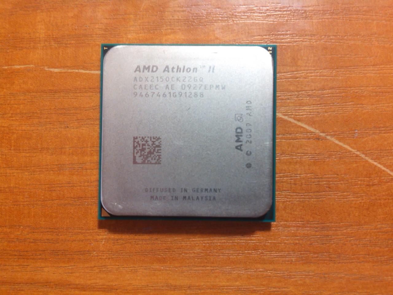 AMD Athlon II X2 215 ADX215OCK22GQ Гарантия!