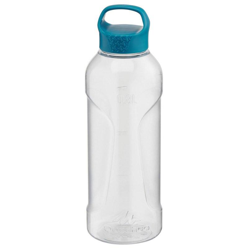Бутылка спортивная 800мл Quechua Tritan Flask 100 Screw Top