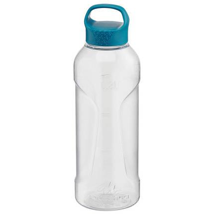 Бутылка спортивная 800мл Quechua Tritan Flask 100 Screw Top , фото 2