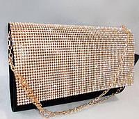 13951740c80c Женский праздничный клатч 102885-1 черный купить вечерние сумочки на  праздник