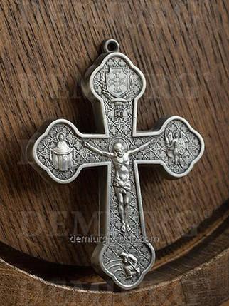 Нагрудный крест церковный, фото 2
