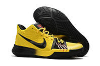 Баскетбольные кроссовки Nike Kyrie 3 Mamba Mentality (желтый)
