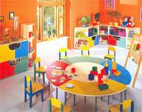 Выбираем мебель для детского сада