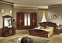 Спальня Рома 4д комплект Мебель Сервис