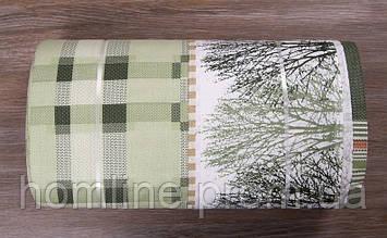 Ткань ранфорс Турция Alexa зеленый 7684 (220 ширина)
