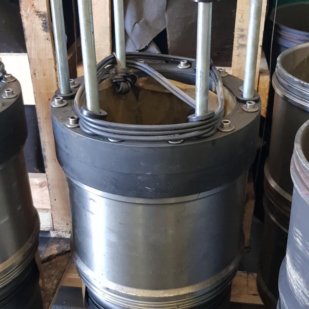 Втулка (гильза) цилиндра в сборе 6Д49.36спч1-01