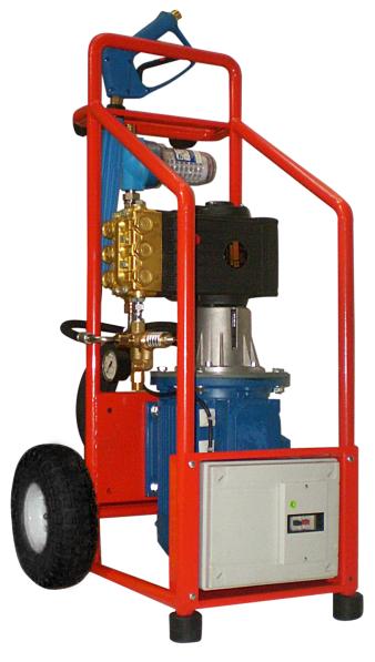 Аппарат высокого давления воды АР 760/17
