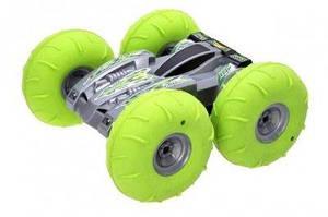StreetGo - Радиоуправляемая машинка перевертыш Speed All Terrain green