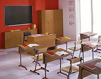 Идеальная школа: мебель и организация пространства
