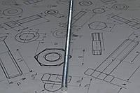 Шпилька резьбовая М12 DIN 975 оцинкованная