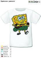 Детская футболка под вышивку бисером фдм-1 xl