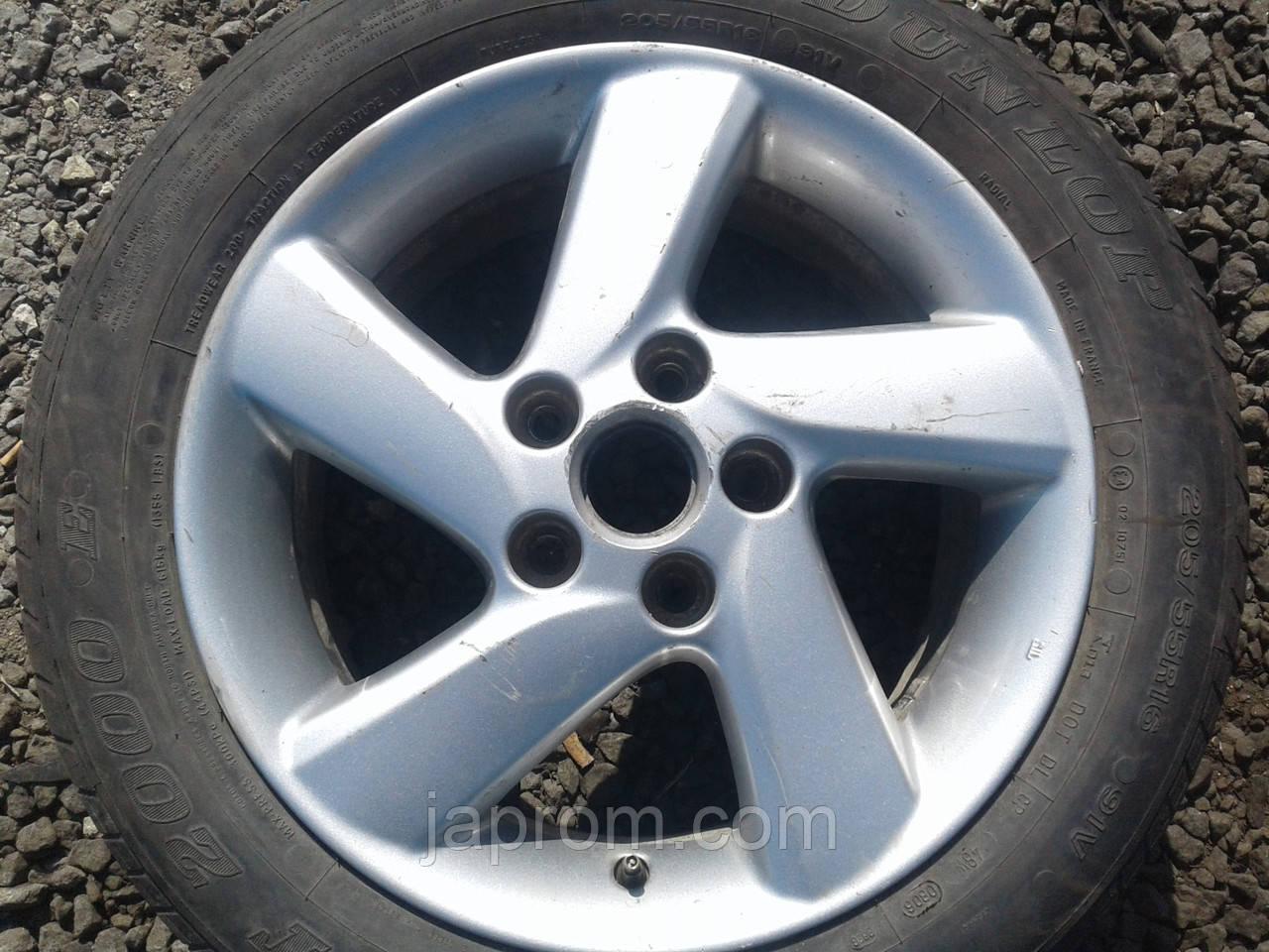 Диск титановый Mazda 6 GG 2002-2007г.в. R16x7.0 JJ ET55 9965527060