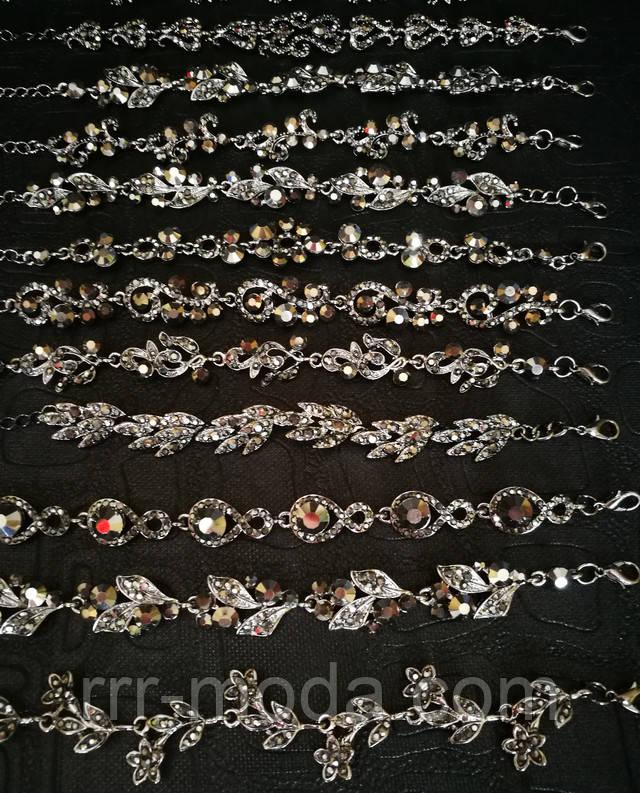 Черные женские браслеты оптом. Браслеты с черным жемчугом. Новости. Купить. Заказать. Цена. Фото.