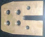 Переходная шина для автоматов АВМ15СВ (НВ)